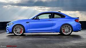 Bmw Reveals A Manual M2 Cs With 444 Bhp
