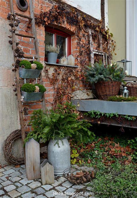 Weihnachtsdeko Aus Dem Garten by Weihnachtsdekoration F 252 R Drau 223 En Winterdekoration