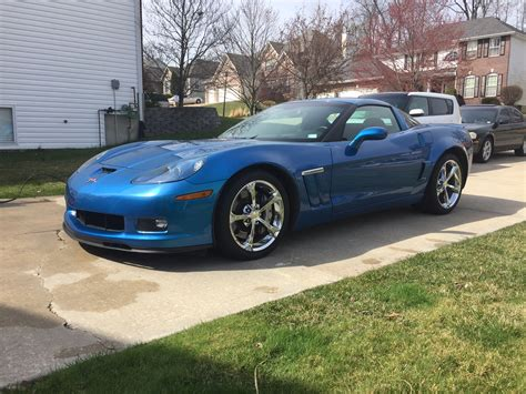 Fs (for Sale) 2011 Corvette Grand Sport Jet Stream Blue