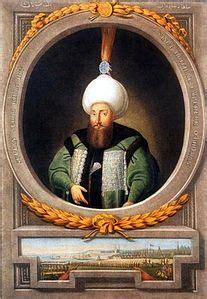sultano ottomano selim iii