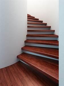 Holzstufen Auf Beton : treppenstufen kleben das sollten sie wissen ~ Michelbontemps.com Haus und Dekorationen