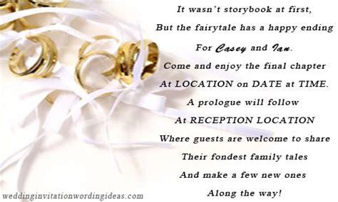 Wedding Invitation Wording How To Write Perfect Wedding