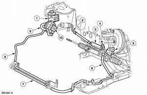 We Have A Ford Tarus 1999  The Power Steering Pump Went
