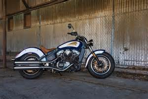 2017 Indian Scout Motorcycle
