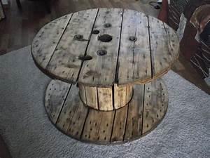 Tisch Aus Kabeltrommel : holz tisch aus kabeltrommel vintage style in dresden couchtische kaufen und verkaufen ber ~ Orissabook.com Haus und Dekorationen