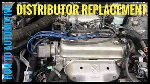 How To Replace The Distributor On A 1993