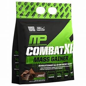 Musclepharm Combat Xl Mass Gainer Dietary Supplement