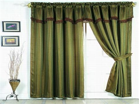 door windows simple green window curtain design ideas