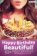 Happy Birthday, Beautiful! 30+ Sweet Birthday Wishes For ...