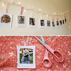 Ideen Mit Lichterketten : 9 kreative foto ideen um dein zuhause zu dekorieren blog ~ Markanthonyermac.com Haus und Dekorationen