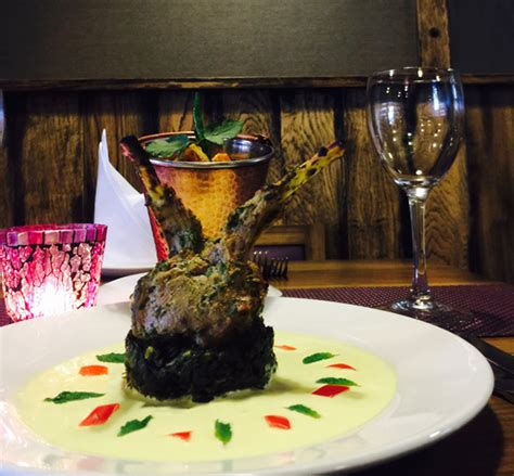 Wow, thanks for reading that! East in the West - exceptional indian cuisine