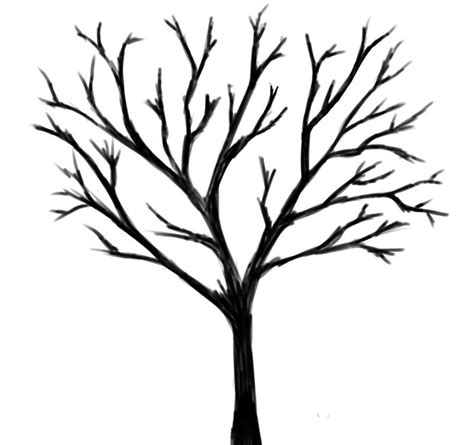 black trees black tree google zoeken illustrations art pinterest trees tree drawings and digital art