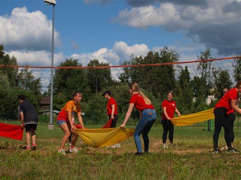 LSKJ jaunieši organizējuši sporta spēles Valmieras SOS ...