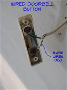 Home Doorbell Wiring Diagram : wired doorbell buttons doorbells electrical repair ~ A.2002-acura-tl-radio.info Haus und Dekorationen
