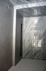 Beton Hydrofuge Pour Salle De Bain : salle de bain b ton et marbre kris van assche pour dior ~ Edinachiropracticcenter.com Idées de Décoration
