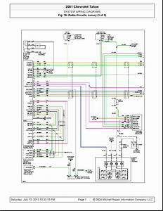 2004 Chevy Avalanche Stereo Wiring Diagram