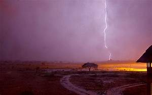 Red sky in Kenya, Scotland's delight: how the weather in ...