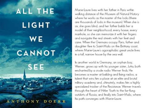 all the light we cannot see audiobook youtube the blissful bookworms book club february