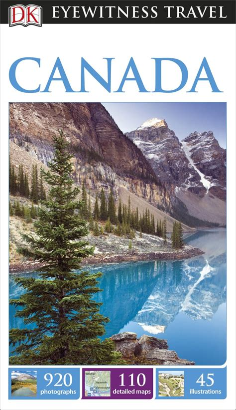DK Eyewitness Travel Guide Canada | DK UK