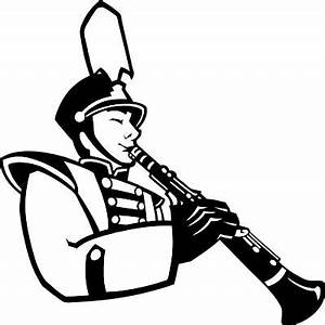 School Activities - Marching Band Clip Art - ClipArt Best ...