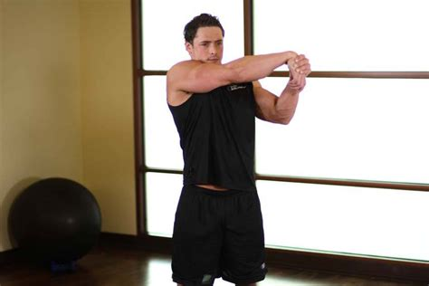 Side Wrist Pull Exercise Guide And Video