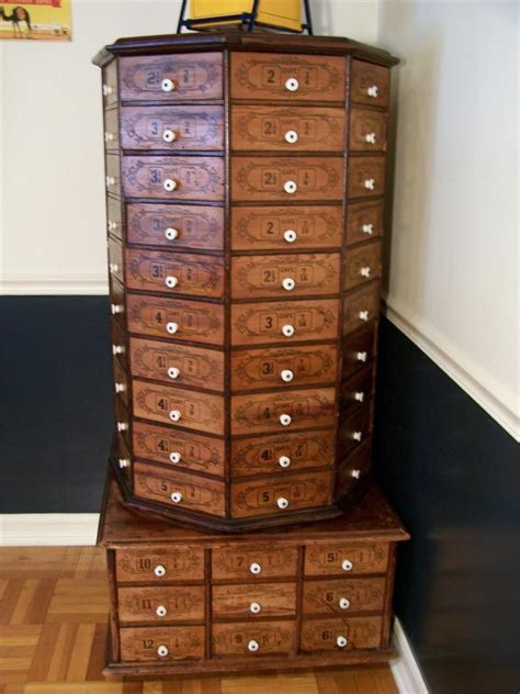 nut and bolt storage cabinets vpow nut and bolt cabinet wooden decor pinterest