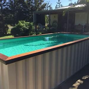 Pool Aus Container : best ideas about pools shipping shipping container pools and shipping containers on pinterest ~ Orissabook.com Haus und Dekorationen