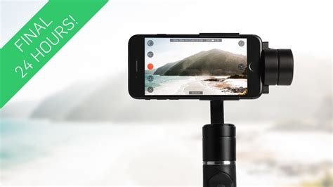 smartphone stabilizer flowmotion smartphone stabilizer the end of shaky