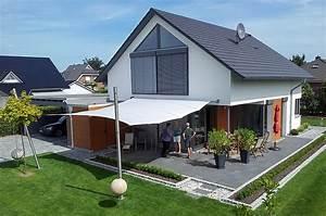 Möbel Für Die Terrasse : sonnensegel terrasse sonnenschutz ~ Michelbontemps.com Haus und Dekorationen