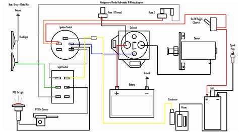 John Deere Lawn Mower Wiring Diagram Free