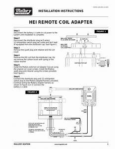 Msd Tach Adapter Wiring Diagram Mallory Tach Adapter Wiring Wiring Diagram