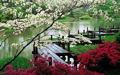 Scenery Japanese Wallpapers Backgrounds Wallpapertag Daily