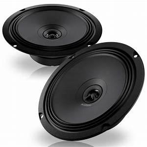 Toyota Aygo 2014 Onwards Audison Speakers 6 5 U0026quot  Front