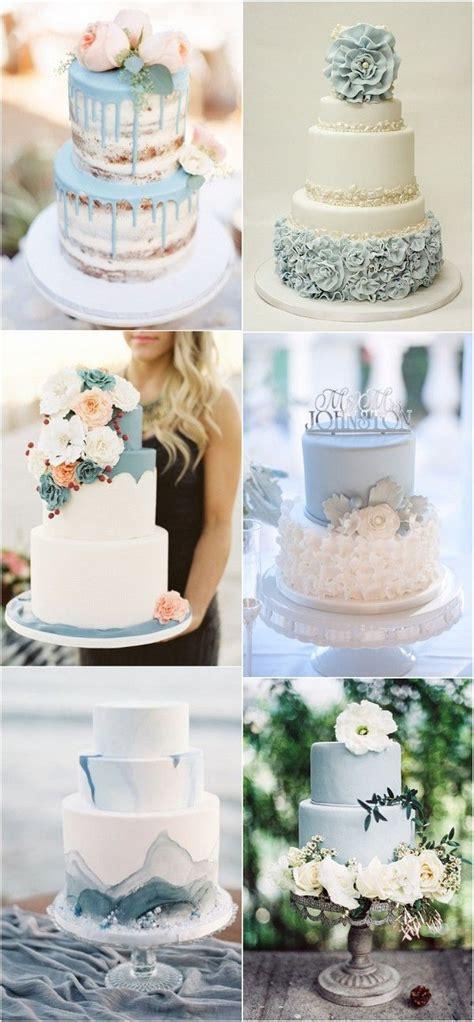 brilliant dusty blue wedding color ideas blue wedding