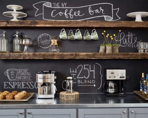 Check out our coffee bar kitchen selection for the very best in unique or custom, handmade pieces from our signs shops. The 30 Best Coffee Bar At Home Ideas | CuterTudor