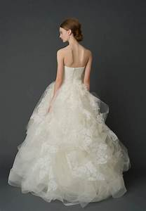 exquisite vera wang wedding dresses modwedding With wang wedding dress