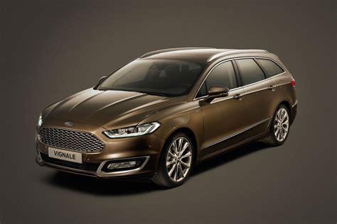 2019 Ford Mondeo Vignale Wagon Specs
