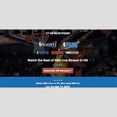 Learn How To Legally Watch Nba Online Live Stream