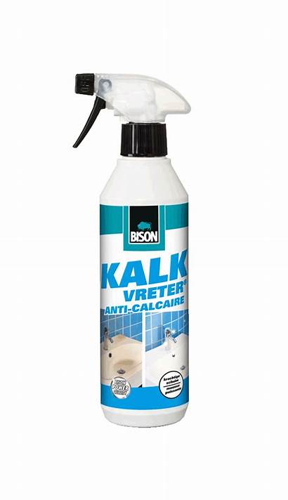 Bison Descaler Calcaire Anti Superkrachtige Schuimspray Een