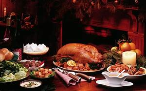 Download Free 2560x1600 Thanksgiving Feast by candlelight ...
