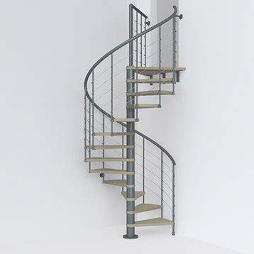 Escalier Pas Décalés Plan by Escalier Escalier Sur Mesure Leroy Merlin