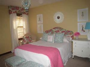 Girl39s Room Sherwin Williams Blonde