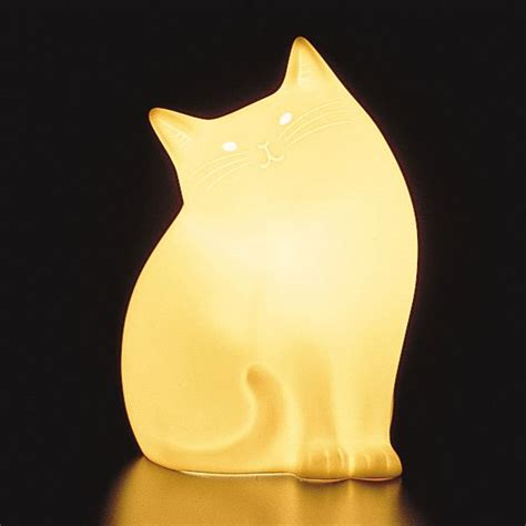 narumi cat lamp bone china  gift shop