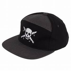 Buy Fourstar Arch Pirate Snapback Hat at Skate Pharmacy