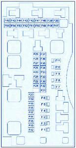 Tata Nexon 2017 Engine Compartment Fuse Box    Block Circuit Breaker