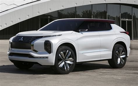 mitsubishi gt phev concept wallpapers  hd images
