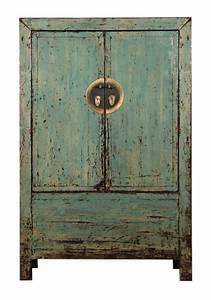 Armoire Pin Massif : armoire en pin massif vert 2 portes sao ~ Dode.kayakingforconservation.com Idées de Décoration