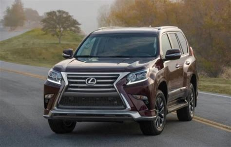 2019 Lexus Gx 460 Release Date by 2019 Lexus Gx 460 Colors Release Date Changes Price