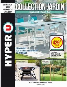Table De Jardin Super U : hyper u collection jardin ~ Dailycaller-alerts.com Idées de Décoration