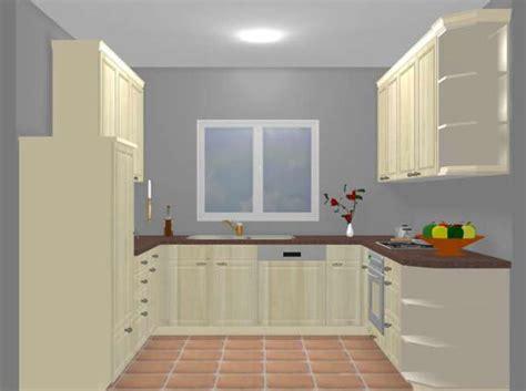 駘駑ent de cuisine exemple de cuisine en u